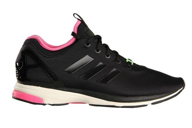 Adidas Zx Flux Zero Black Pink 1