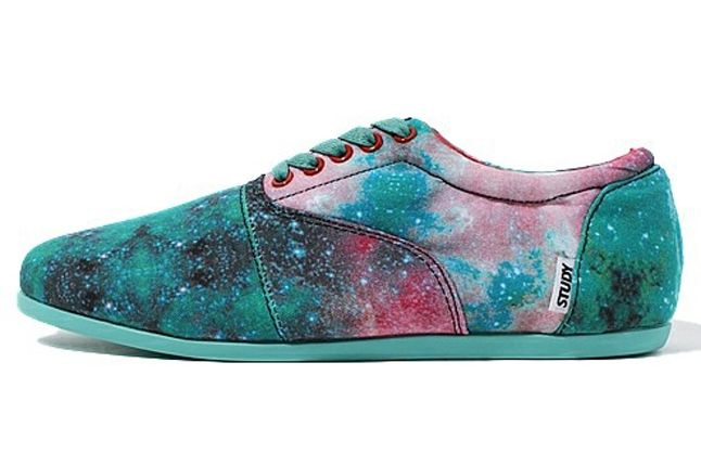 Study Nebula Galaxy Foamposite 4 1