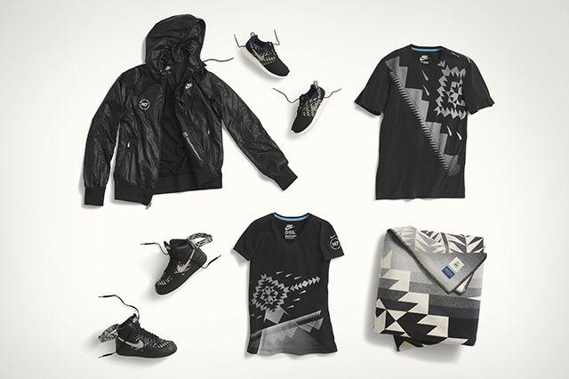 Nike Pendleton N7 Holliday Collection 6