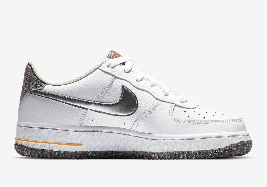Nike Air Force 1 Space Hippie Right