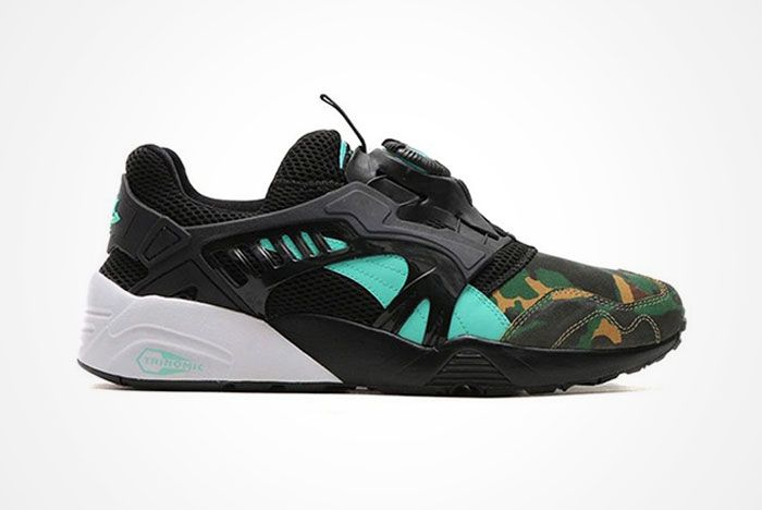 Atmos X Puma Disc Blaze Night Jungle Feature