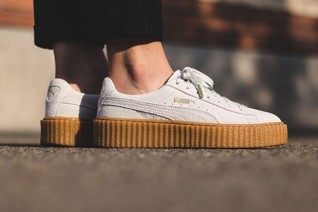 Sneaker Freaker Best Of 2010 2019 Puma Fenty Creeper Rihanna On Foot