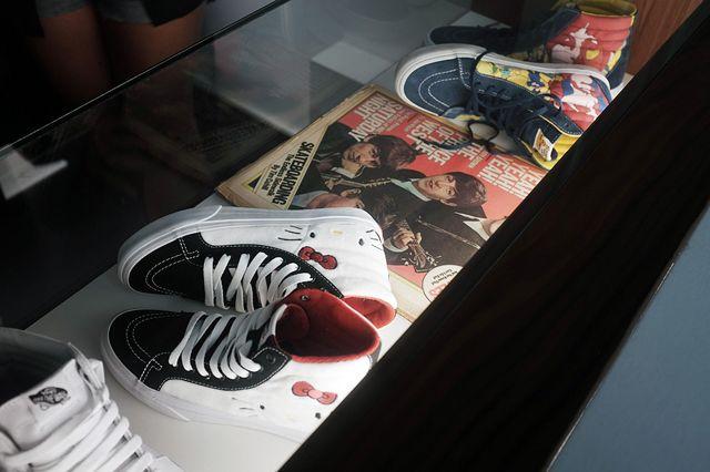 Sk8 Hi Vans Sneaker Exhibition4