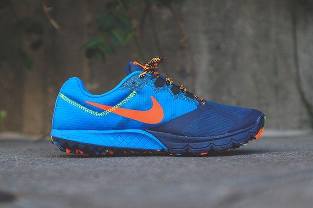 Nike Zoom Terra Wildhorse 2 Blorange 2