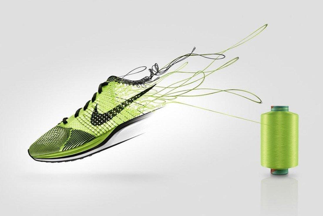 Material Matters Nike Flyknit Technology 2