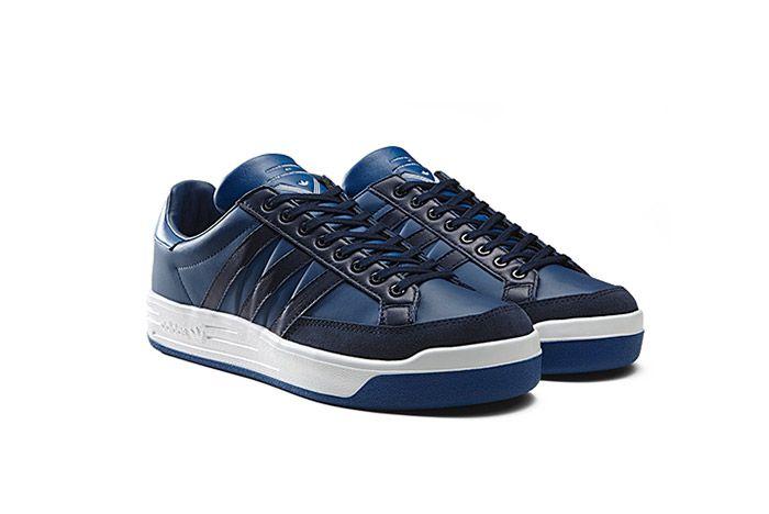 White Mountaneering Adidas Wm Court Blue 1