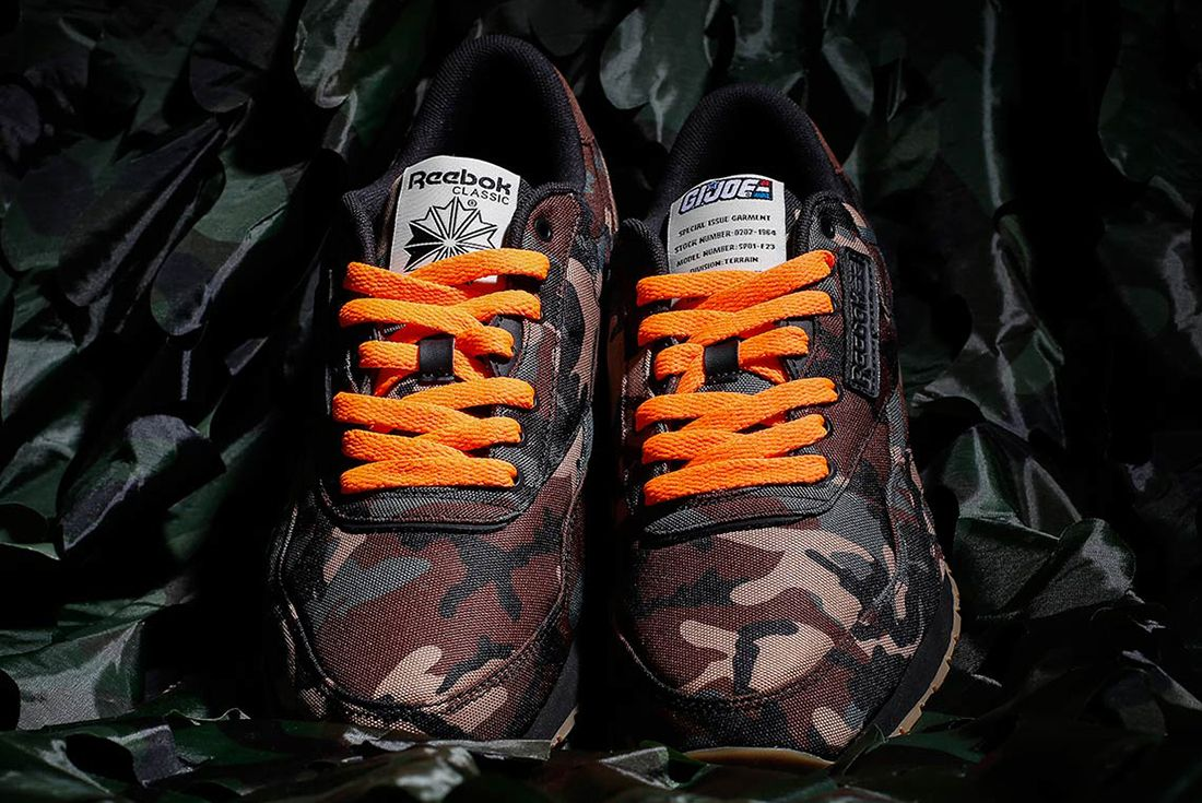 Shoe Palace X Reebok Gi Joe Classic 5