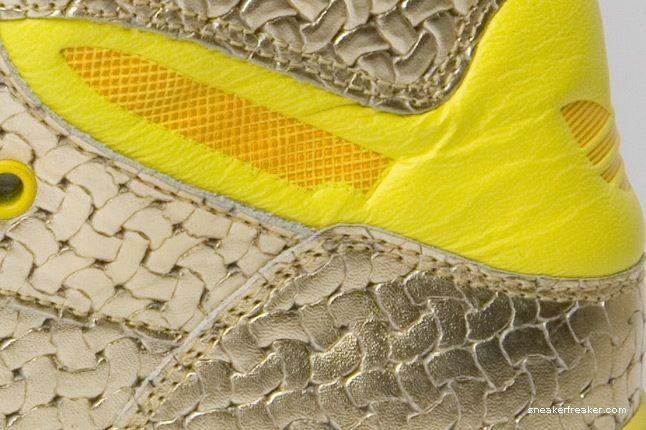 Adidas Js Logo Metro Gold 6 1