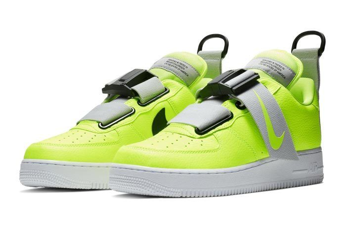 Nike Air Force 1 Low Utility Volt 2