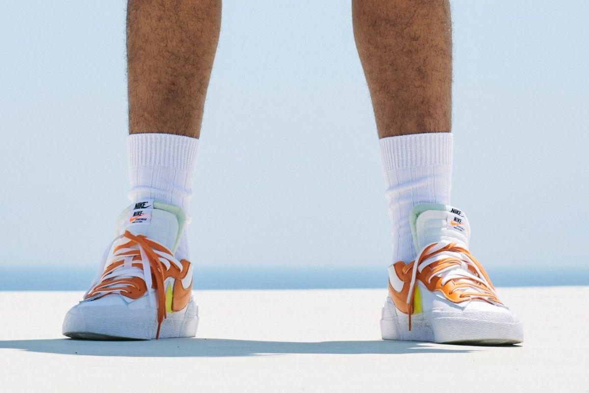 sacai Nike Blazer Low