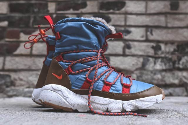 Nike Footscape Route Sneakerboot Sp Pack8