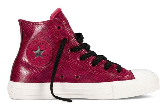 Converse Chinese New Year Collection Red Profile 1