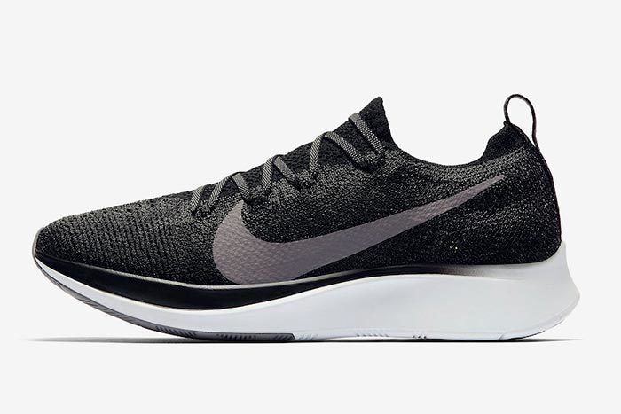Nike Zoom Fly Flyknit Gunsmoke 2