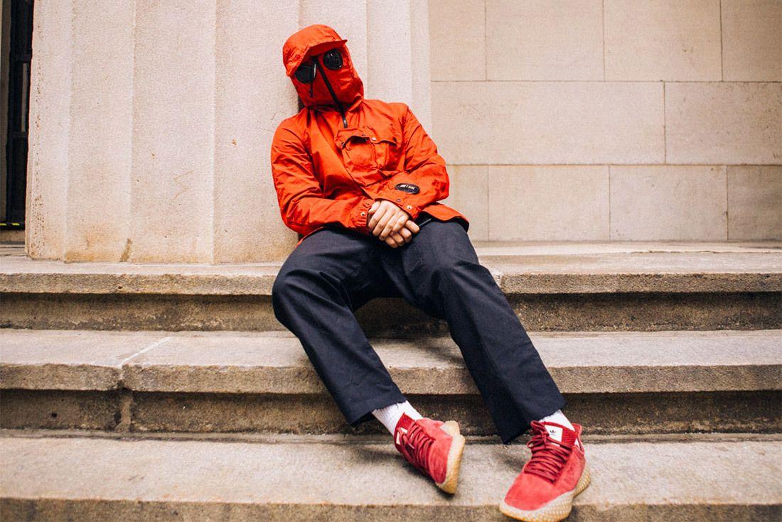 Cp Company Adidas Kamanda Goggle Jacket 6