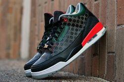 Thumb Dank Customs Absoluete Air Jordan 3 Gucci 2