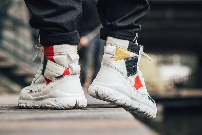 Pendleton X Nike Sfb Leather 6 1