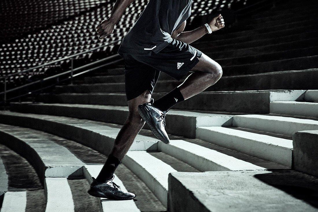 Adidas Alphabounce Reflective 10