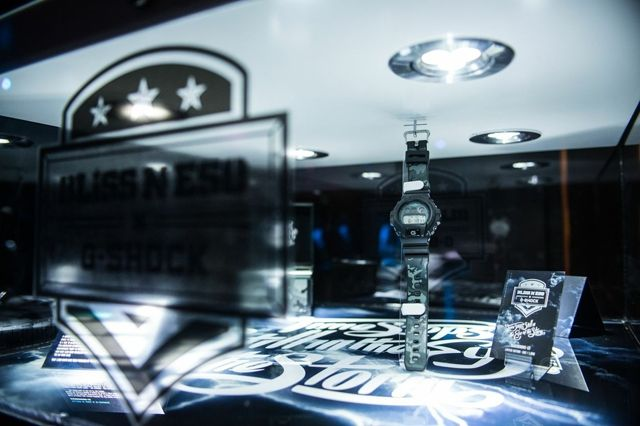 G Shock Launch Bliss N Eso Colab 29