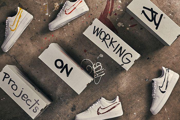 Nike X Ju Sneaker Freaker