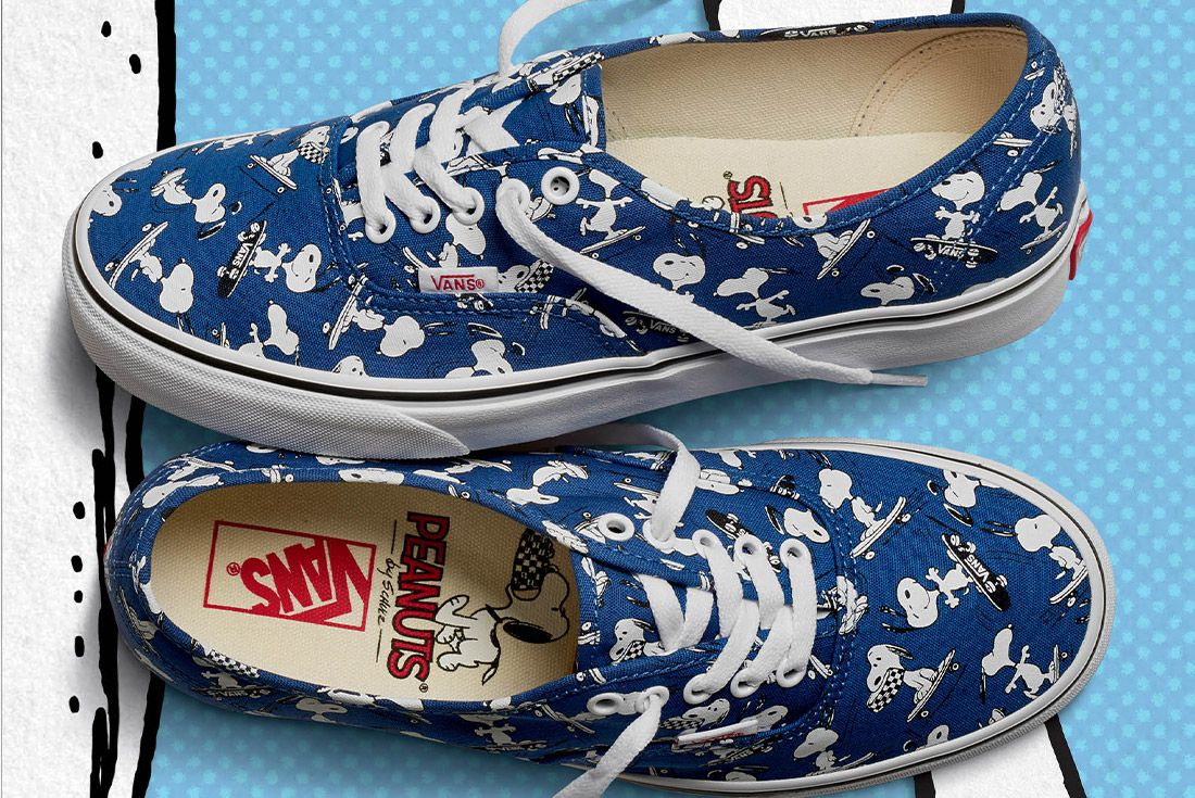 Vans Peanuts Collaborative Collection 12