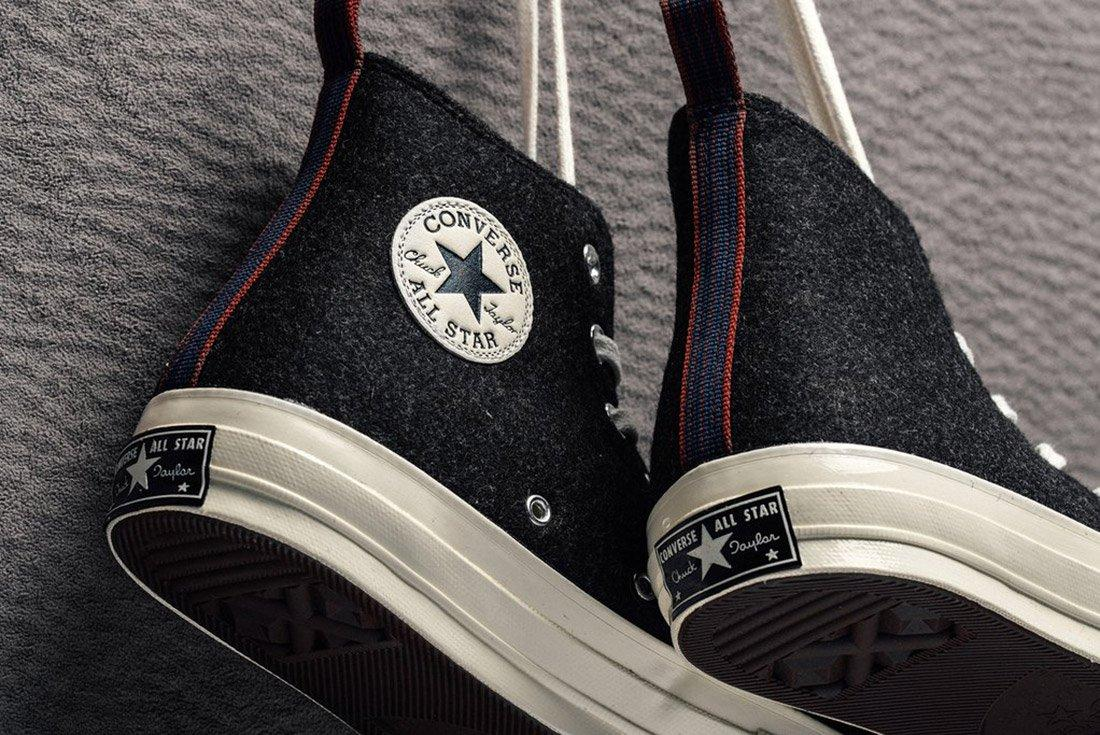 Converse Chuck Taylor All Star 70 S Wool 4