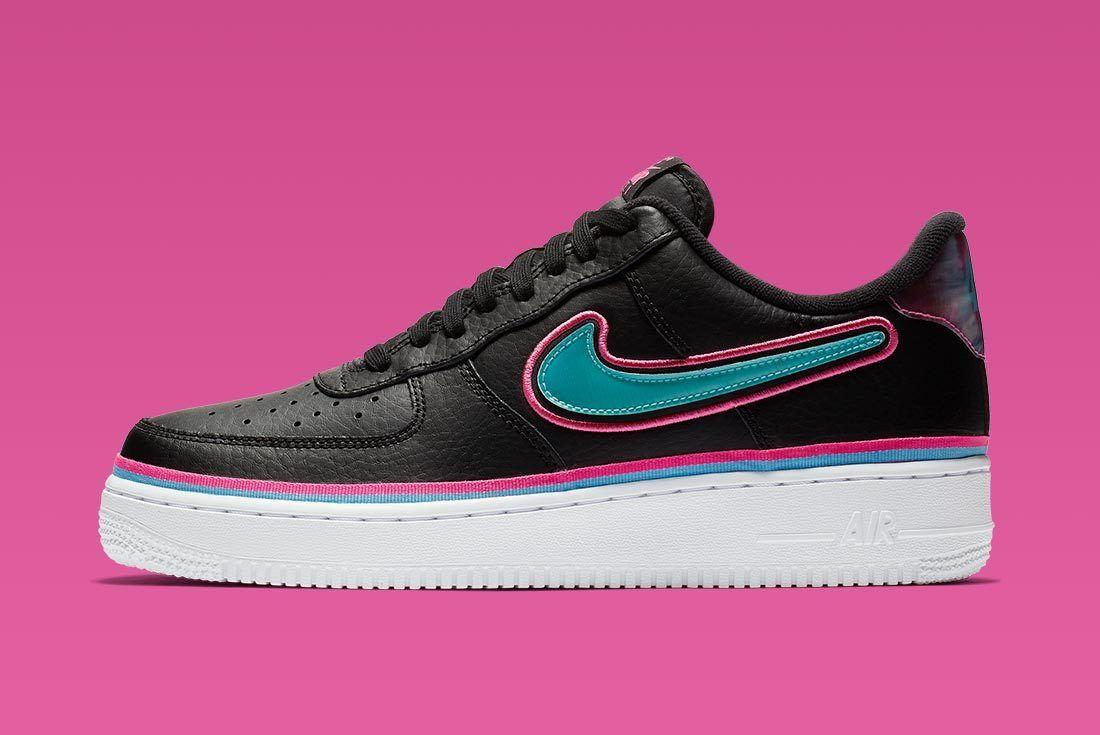 Nike Air Force 1 Miami 1