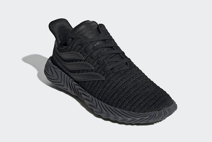 Adidas Sobakov Triple Black 2