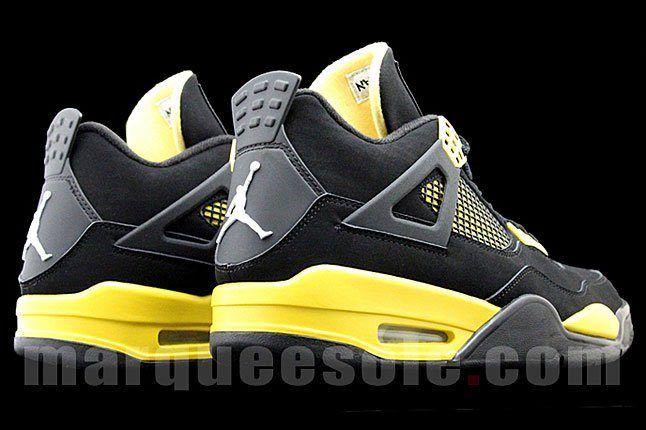 Air Jordan 4 Motorcycle Sneaker 1