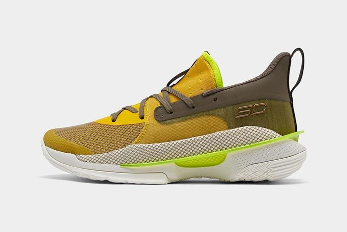 Under Armour Curry 7 Bhm Lateral