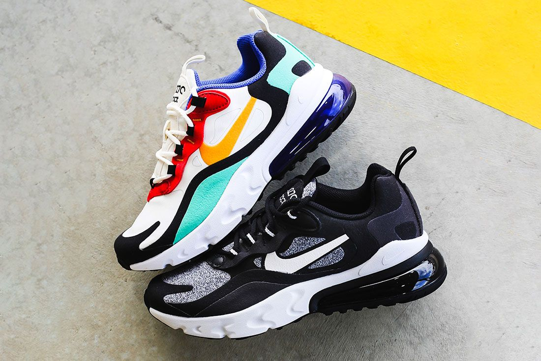 Nike Air Max 270 React Jd Sports Australia Pack10
