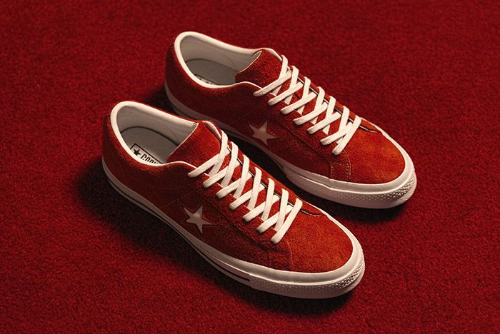Converse One Star Premium Suede 5