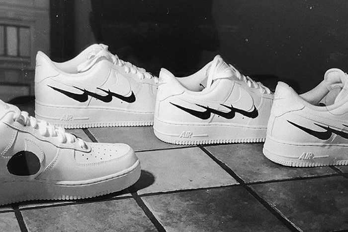 Nike Air Force 1 Swedish House Mafia