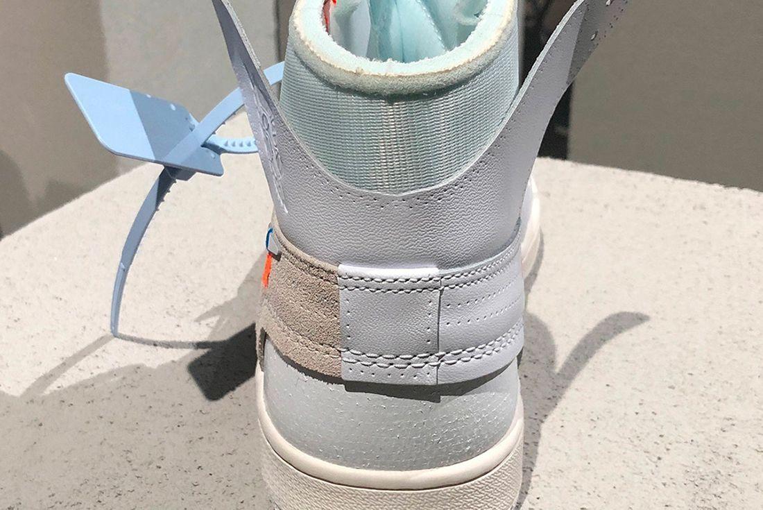 Off White Air Jordan 1 Sneaker Freaker 6