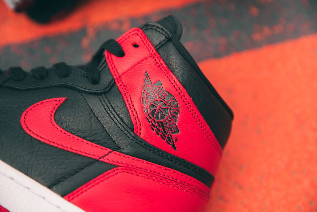 Nike Air Jordan 1 Homage To Home 42