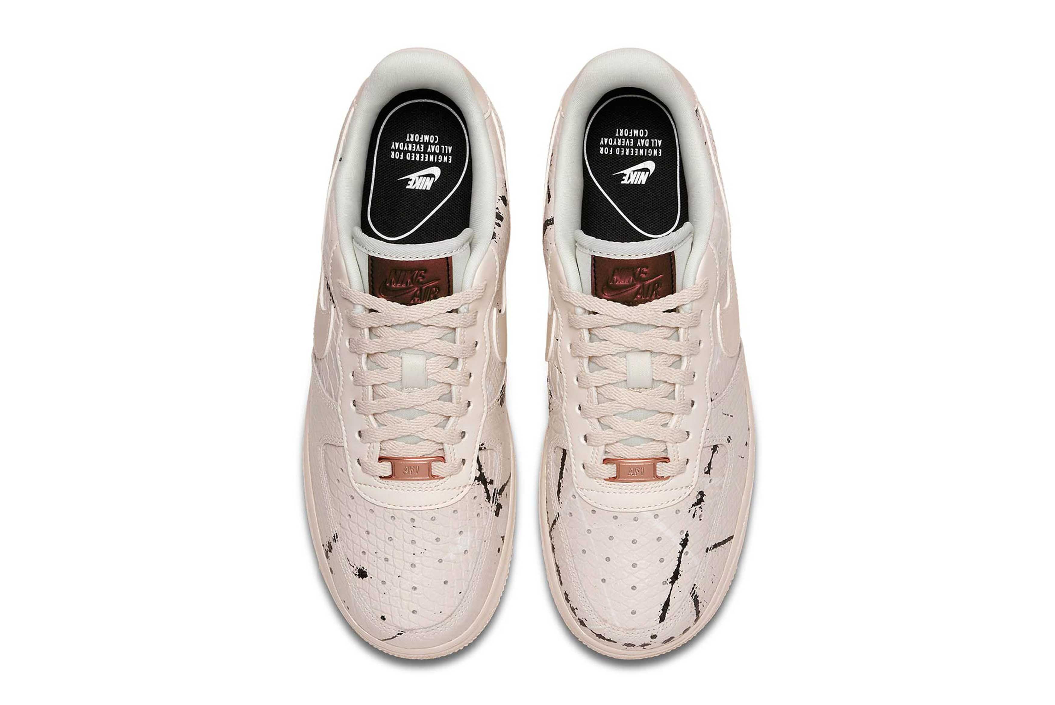Nike Air Force 1 Low Phantom Snakeskin Release 4 Sneaker Freaker