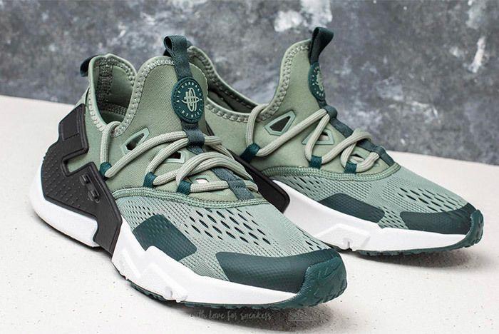 Nike Air Huarache Drift Breathe Green 6
