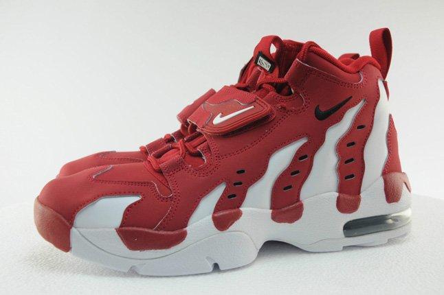 Nike Air Dt Mx 96 Varsity Red Black White 1