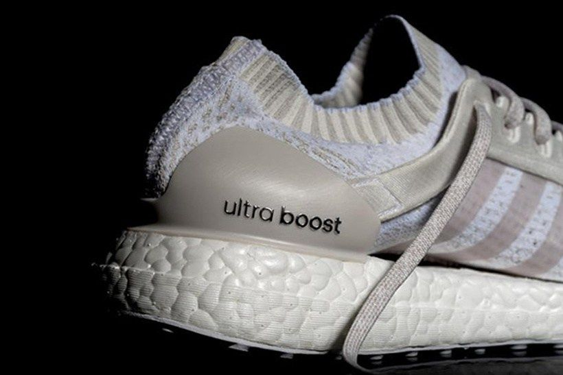 Adidas Ultra Boost X Triple White1