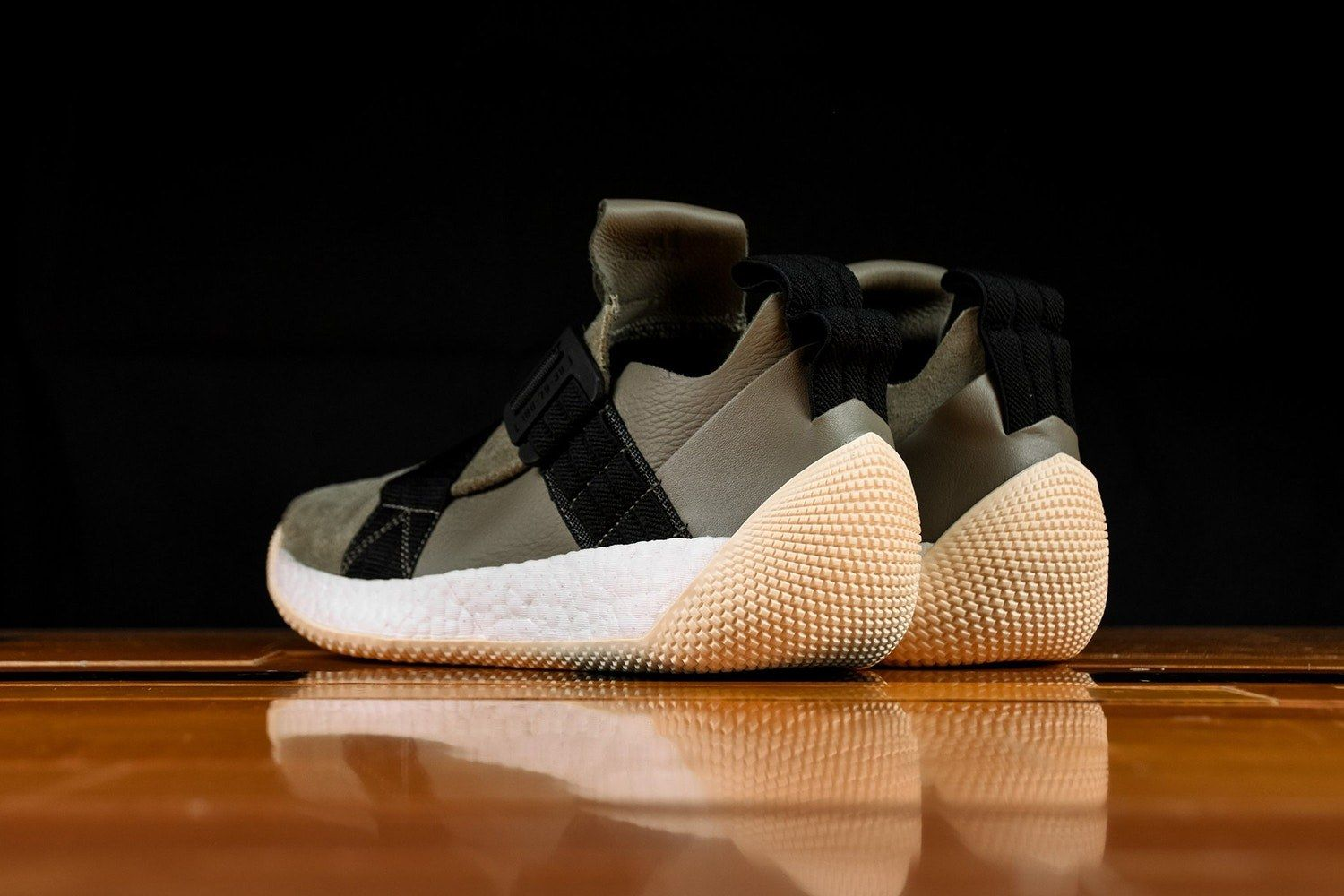 Adidas Harden Ls 2 Buckle Olive First Look 2
