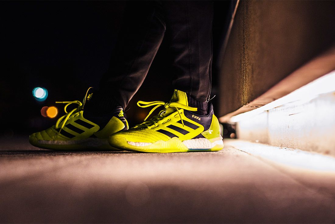 """Adidas X The Shoe Surgeon """" Electricity"""" Copa Rose 2 0 15"""