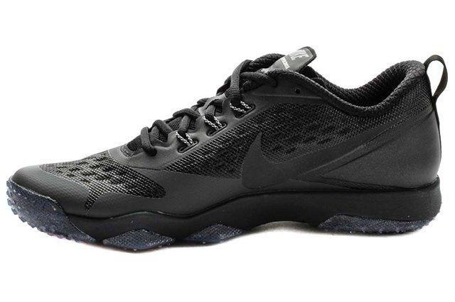 Nike Zoom Hypercross Black Anthracite 02