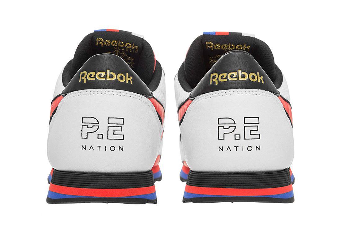 P E Nation X Reebok Classic Nylon Trainer 2018 Sneaker Freaker 14