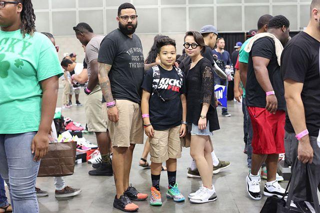 Sneaker Con La Recap 89