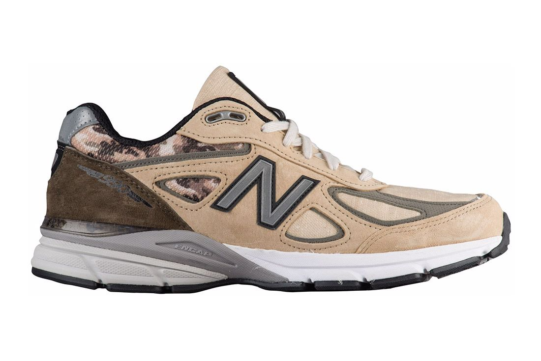 New Balance 990V4 Camo Collection