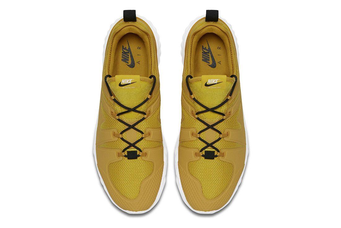Nike Air Zoom Lwp 16 Sulphur Yellow Burgundy 7
