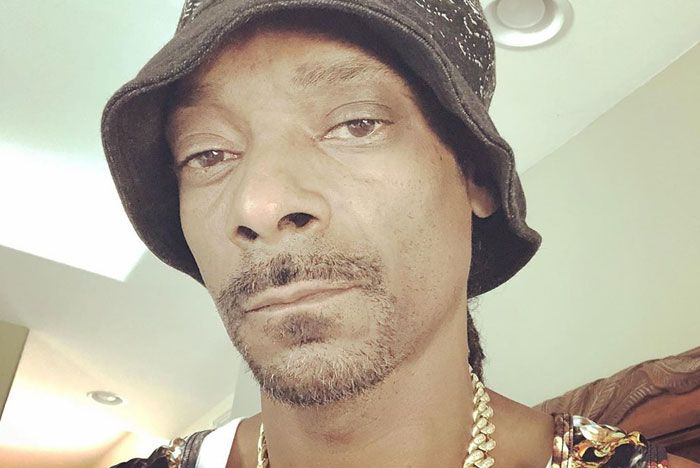 Snoop Dogg Close Hat