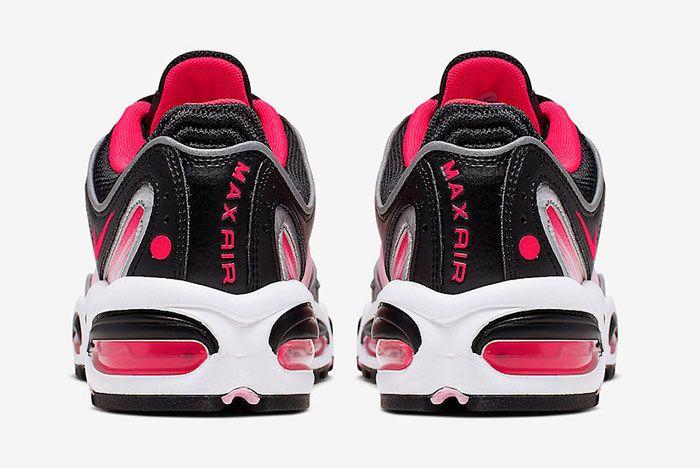 Nike Air Max Tailwind 4 Black Red Orbit Pink Foam Cn9659 001 Heel Shot