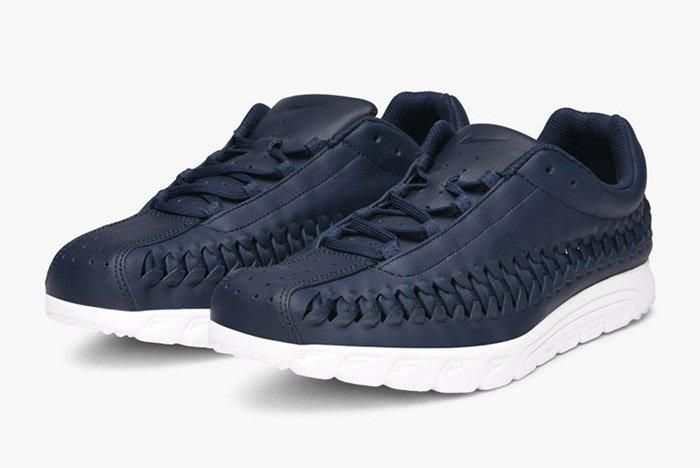 Nike Mayfly Woven Leather 5