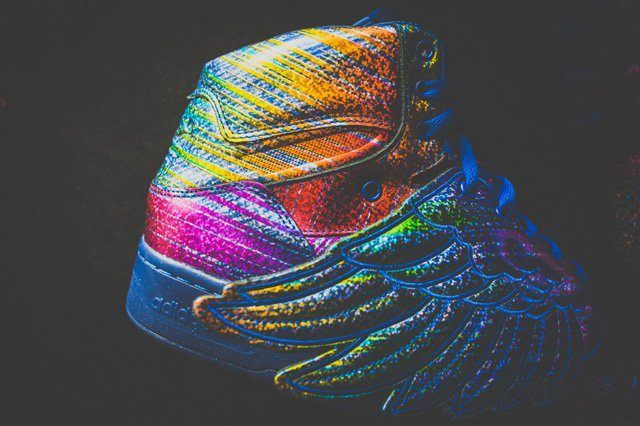 Adidas By Jeremy Scott Wings Super Colour 6