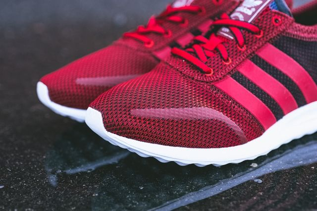Adidas Los Angeles Scarlet Red W